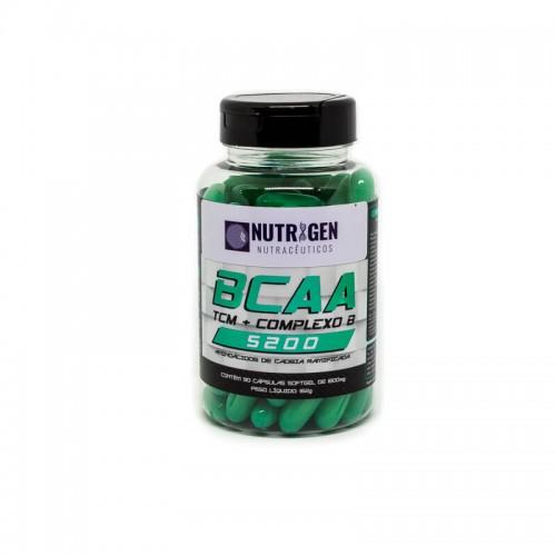 BCAA +TCM+COMPLEXO B
